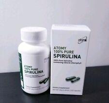 Atomy 100% Pure Spirulina Capsule Superfood High Iron Protein Content 120Capsule