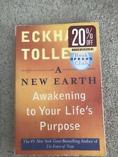 A New Earth / The #1 New York Times Best Selling Author of The Power of Now