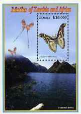 Timbre Papillons Zambie BF111 ** année 2005 lot 25432