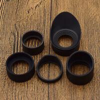 1 Pc Rubber Binocular Microscope Eye Guard Telescope Eyeshade Eyes Protection