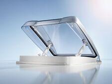 MPK Dachhaube Dachfenster Dachluke Vision Star M pro 4803 PW 40x40,  Plissee