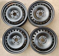 4 Stahlfelgen Ford Mondeo, 6,5J 16, ET 52, Lk 5x112, gebraucht