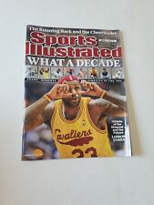 LeBron James- What a Decade - Sports Illustrated - 12/28/2009