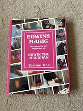 More details for edwins magic the memoirs and mysteries of edwin the magician