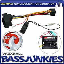 Unbranded Vehicle Terminal Wiring & Plugs for Vauxhall