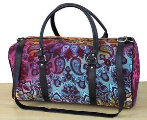 Duffle Sports Gym Bag Travel Bags New Star Multi Floral Mandala Unisex Handbags