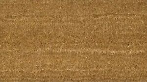 70x40cm SECOND  Coir Door Mat With Square Corners Coconut Husk Coco
