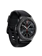 Samsung Galaxy Gear S3 Frontier 46mm Smart Watch Stainless Steel Black