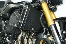 Yamaha FZ1-S 2006-2016 R&G Racing Radiator & Oil Cooler Guard RAD0094BK