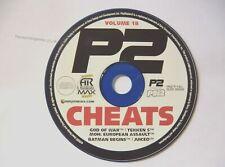 50339 Volume 18 PSi2 Cheats - Sony PS2 Playstation 2 (2005)
