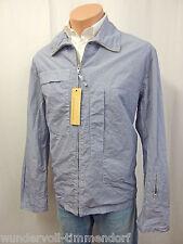 C.P. CP Company Designer Jacke Gr.50- 52 Jacket Sommerjacke Blau 700