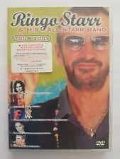 RINGO STARR & HIS ALL STARR BAND LIVE 2003  DVD BEATLES