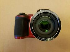 Nikon COOLPIX B500 Digital Camera 16MP 40x Optical Zoom WiFi Bluetooth Red