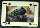 1 x Playing card Single Hornby Railways Train Steam Engine Jack Spades