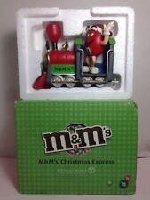 Department 56 M&M's Christmas Express- Christmas Village Piece