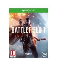 Pal version Microsoft Xbox One Battlefield 1