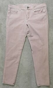 American Eagle Jegging 360 Super Stretch Womens Pink Jeans Size 12