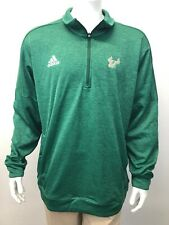 New University of South Florida Bulls Adidas Adult Light Weight Jacket Size 2XL