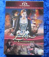 Elisa Di Rivombrosa die komplette zweite Staffel, DVD Box Season 2