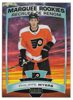 2019-20 Philippe Myers O-Pee-Chee OPC Platinum Sunset Marquee Rookie - Flyers