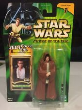 Obi-Wan Kenobi TPM Phantom Menace Star Wars Power Of The Jedi NEW Sealed 02221
