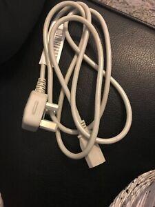 Power Cable 3 Pin Plug