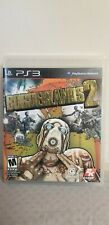 Borderlands 2 (Sony PlayStation PS3, 2012) Video Game