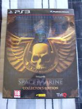 Warhammer 40.000 Space Marine - Collector's Edition  - Nuevo - Edición España