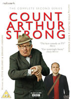 Count Arthur Strong: The Complete Second Series DVD (2016) Steve Delaney cert