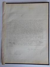 Mr DULIEPVRE DU BOIS DE PACE 1859 JALLABERT,AUSSANT,SIMON,DU PLESSIX,FLACHAT