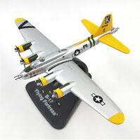 New 1:144 Scale USAF B-17 Flying Fortress Fuddy Duddy Bomber Display Alloy Model