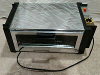 Vintage Sears Continuous Cleaning Electric Broiler/Baking Oven-Up to 500 degrees