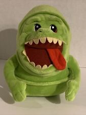 """Ghostbusters Slimer Plush Build A Bear Workshop 2016 Soft 8"""" Green Movie Ghost"""