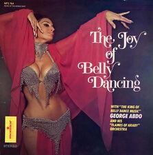 George Abdo, George Abbe - Joy of Belly Dancing [New CD]