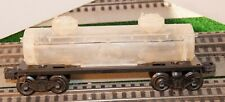 Lionel 2465 Sunoco Tank Car Clear Shell Paint Removed