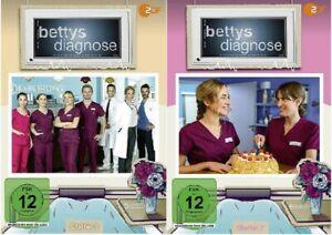 Bettys Diagnose Staffel 6+7 DVD Set Neu und Originalverpackt