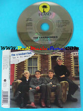 CD Singolo The Cranberries Ode To My Family CID 601 GERMANY 1994no lp mc(S22)