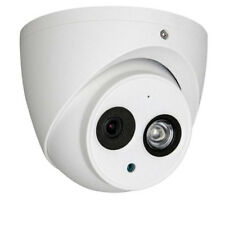8 Megapixel Network IP Turret Dome Camera 2.8mm WDR Security Camera POE Audio