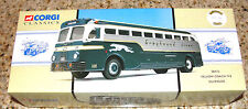 CORGI VINTAGE BUSES USA 98470 YELLOW COACH SILVERSIDE GREYHOUND LINES 1995 MIB