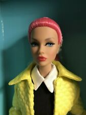 Ciao Poppy Parker pink hair 2018 limited Italian exclusive IDC only 250 dolls