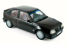 1987 OPEL KADETT GSI BLACK 1/18 SCALE DIECAST CAR BY NOREV 183612
