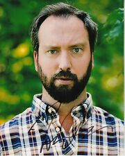 TOM GREEN hand-signed FUNNY 8x10 COLOR CLOSEUP authentic w/ LIFETIME UACC RD COA