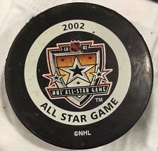2002 NHL All-Star Game Commemorative Hockey Puck Los Angeles Kings