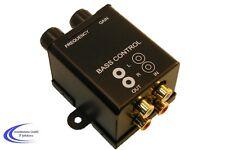 Bass Kontroll Regler - Frequenzweiche - Autoradio zum Verstärker Bass Filter