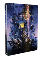 Death Stranding Novelize Steel Book Limited Special Edition JAPAN OFFICIAL