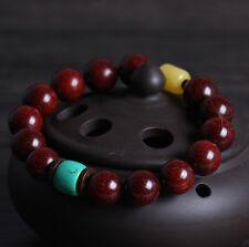 High Quality Indian Mysore Venus Lobular Rosewood Buddhist Prayer Beads 12mm#860