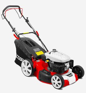 "COBRA M51SPC  20"" Self Propelled Mulching Lawn Mower Petrol Garden Lawnmower"