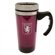 Official Aston Villa F.C Aluminium Travel Mug Official Product