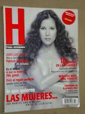 Patricia Velasquez #33 Revista H Para Hombres Mexican Complete Your Collection