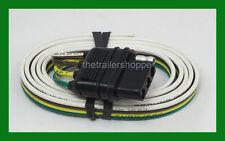 Trailer Light Wiring Harness Flat 4 Way Pole Pin Truck